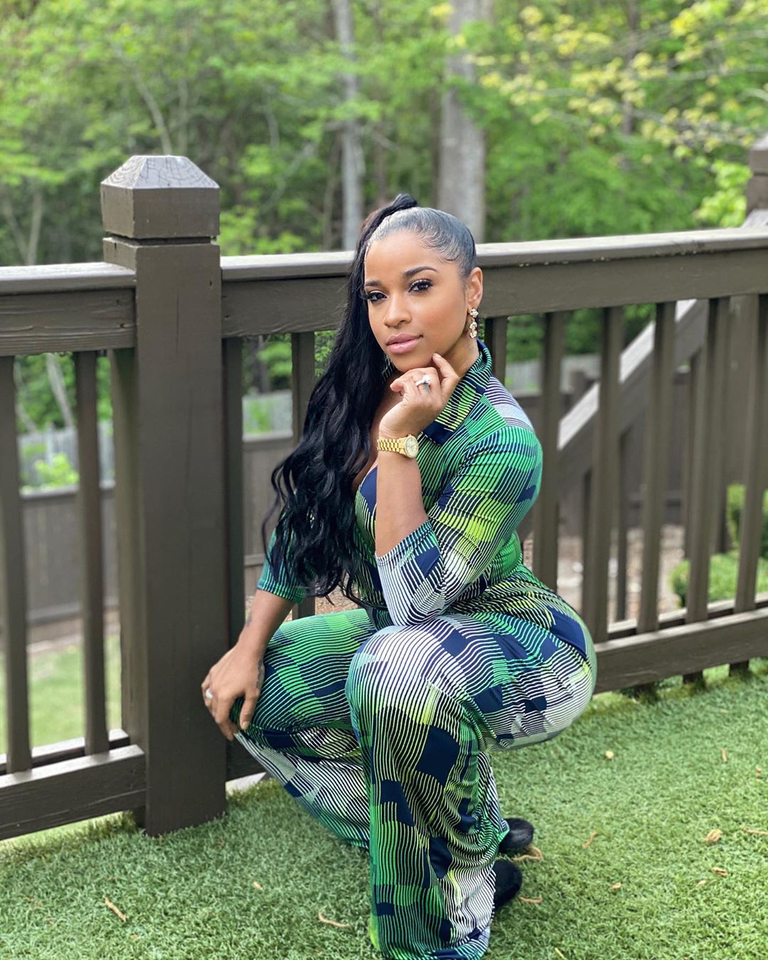 Toya Johnson Is Celebrating Her Birthday A Little Different This Year – See Her Announcement