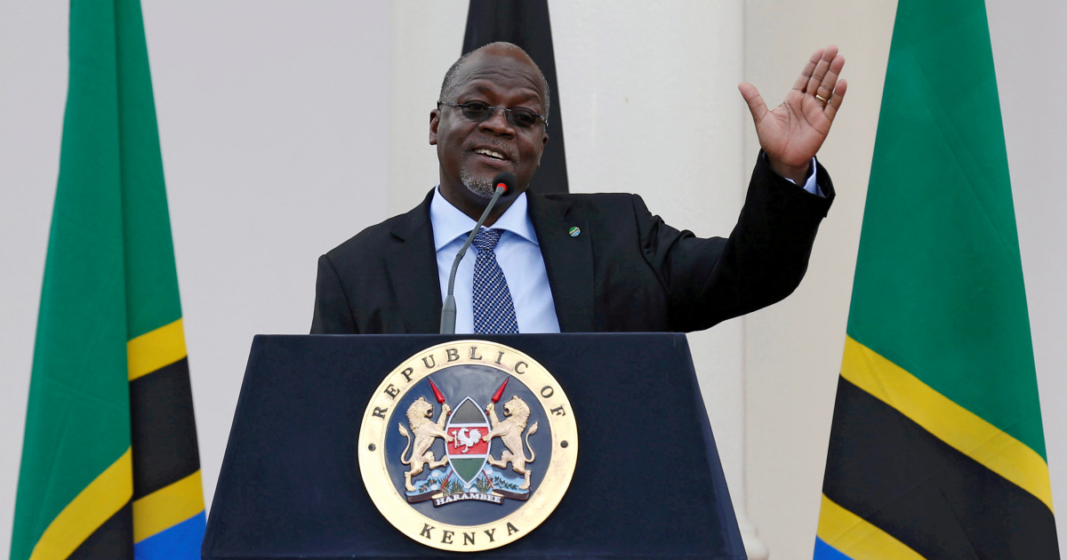 Magufuli wins re-election in Tanzania; opposition cries foul