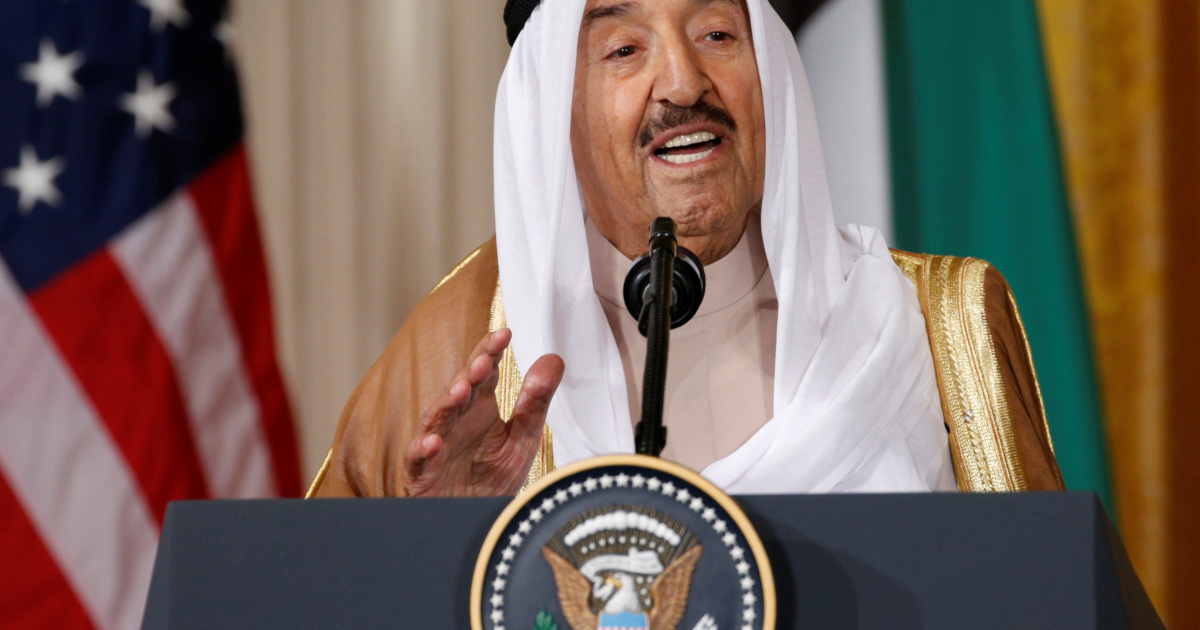 What's next for Kuwait after the death of its ruler?