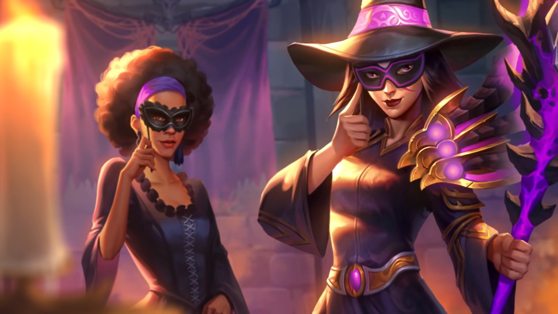 Hearthstone's Legendary Quest Line For Hallows End Continues Today