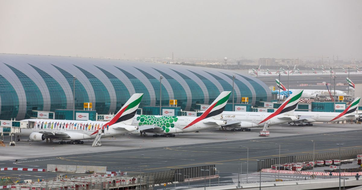 Empty skies: Once busy Dubai-Istanbul route remains quiet