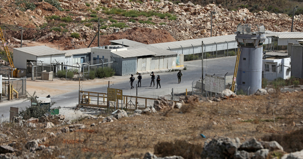 Palestinian in critical condition after 70-day hunger strike