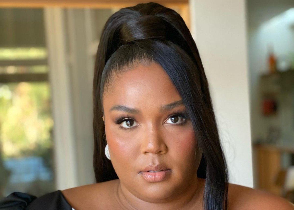 Lizzo Puts Her Curves On Display In Barely-There Outfit After Becoming A Vegan
