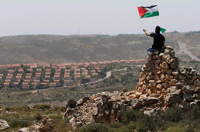 Fighting for Palestine
