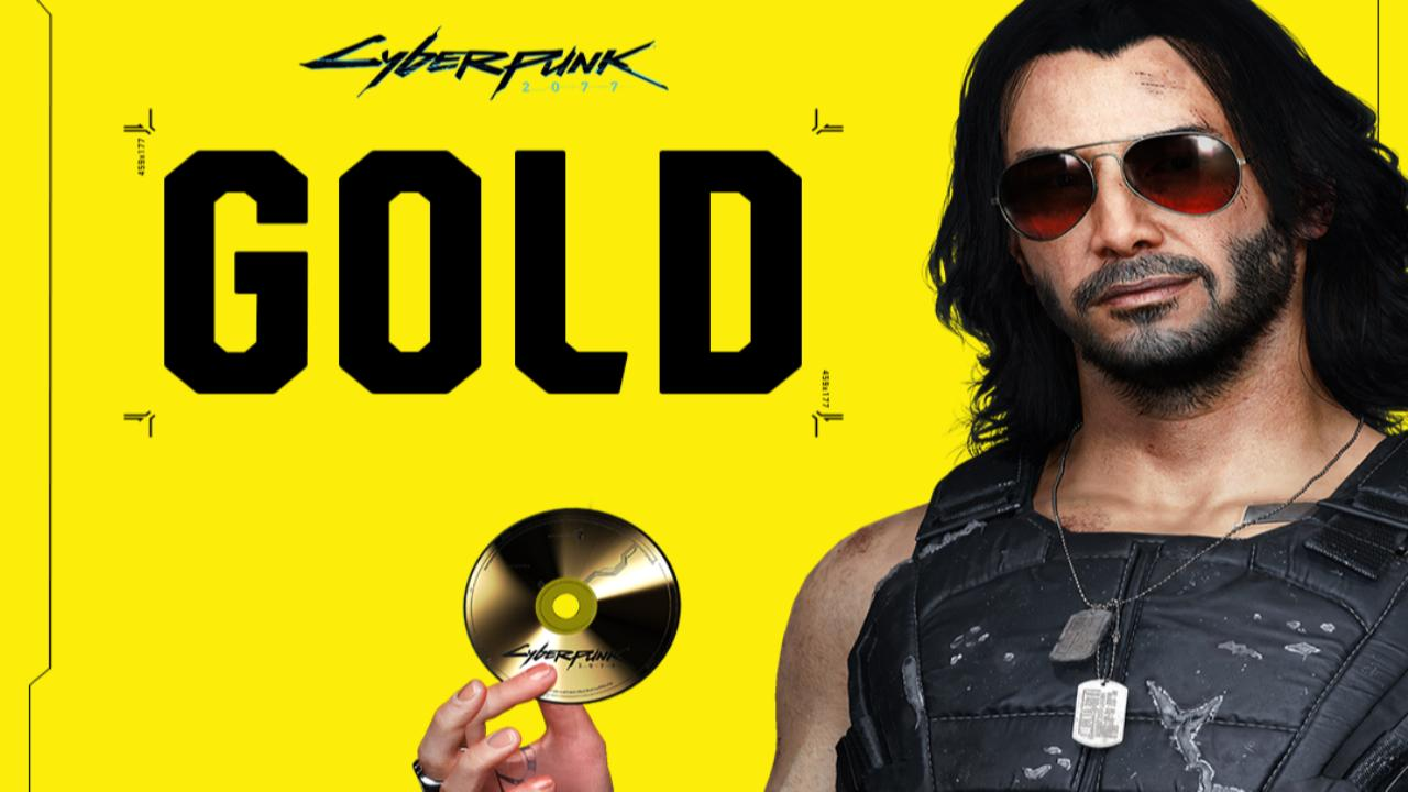 CD Projekt Red Confirm That Cyberpunk 2077 Has Officially Gone Gold