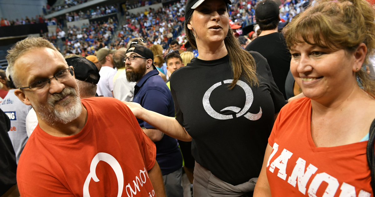 Facebook bans all QAnon groups as dangerous