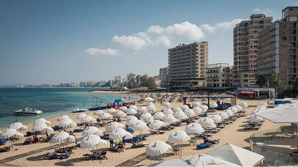 Tensions simmer over Northern Cyprus plan to reopen Varosha
