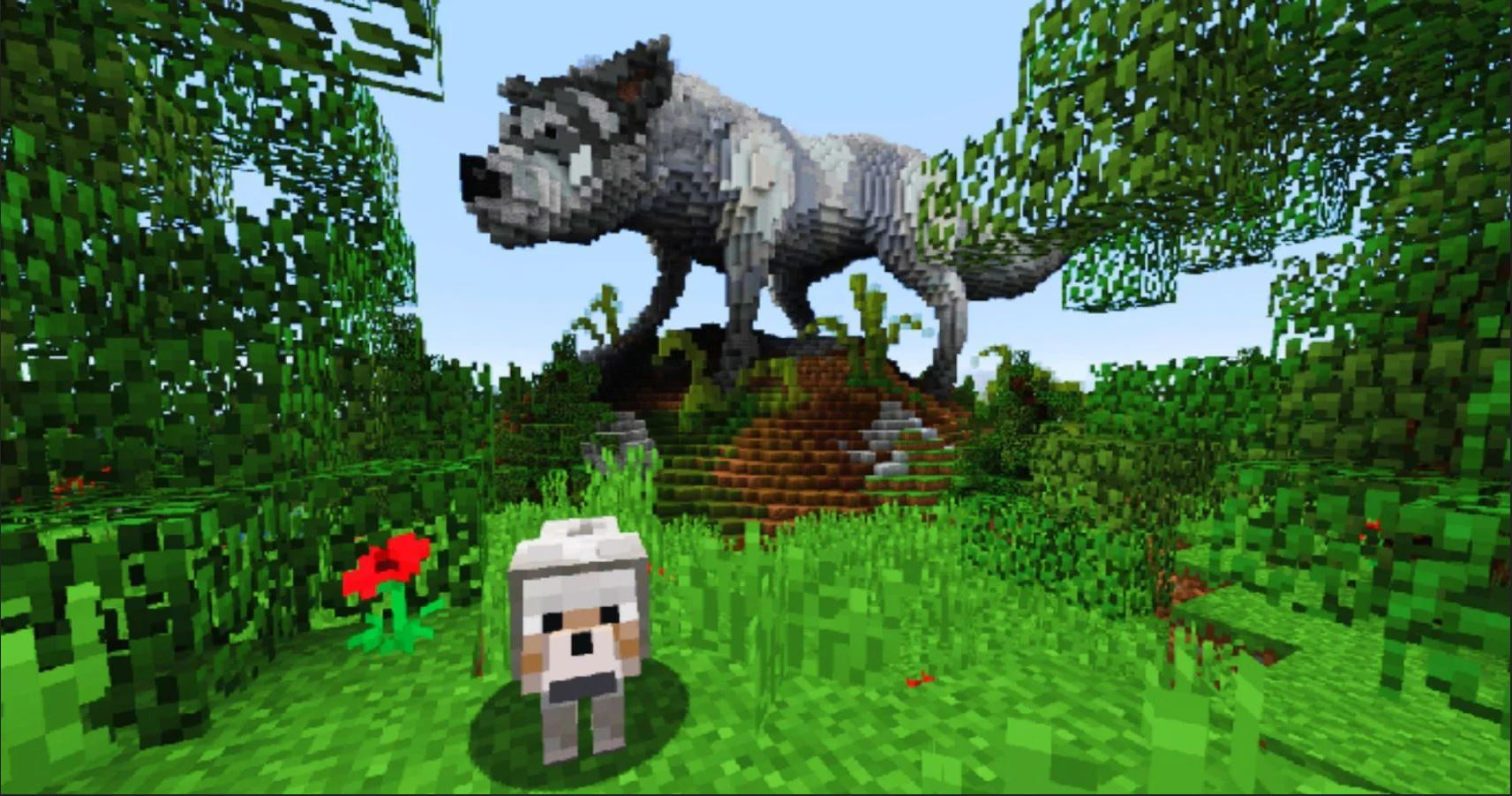 Minecraft Mobs Explored: Wolf, A Man's Best Friend Or A Man's Worst Enemy!
