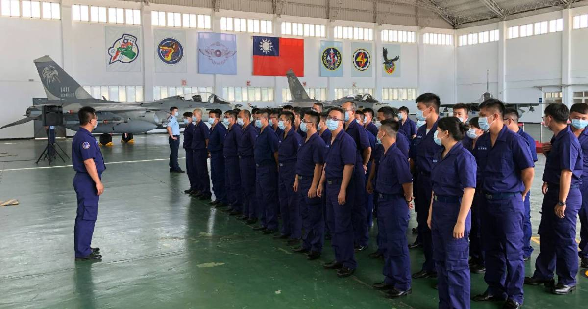 Taiwan says military under pressure from China as missions mount