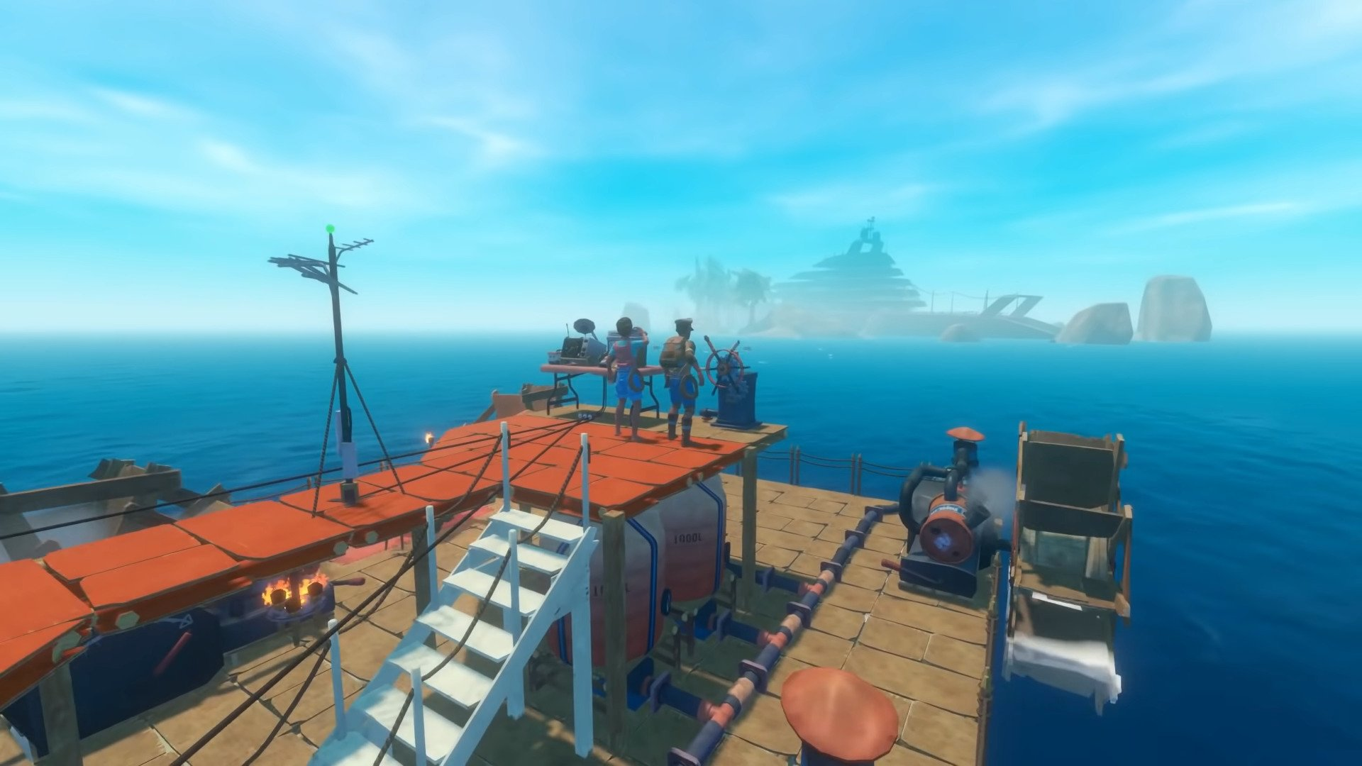 You Should Be Tracking: Raft Offers A Serene Survival-Craft Experience In Early Access