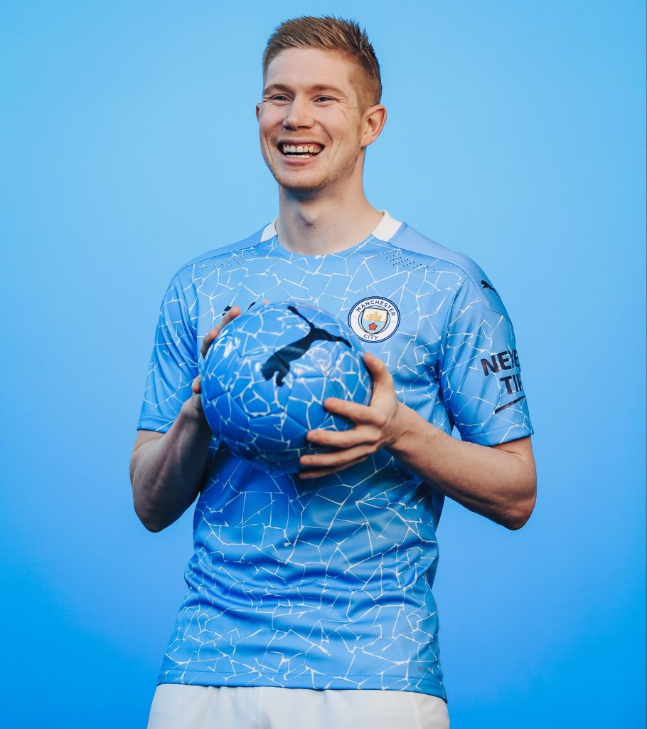 Kevin De Bruyne is set to sign a new £300k-a-week contract at Man City