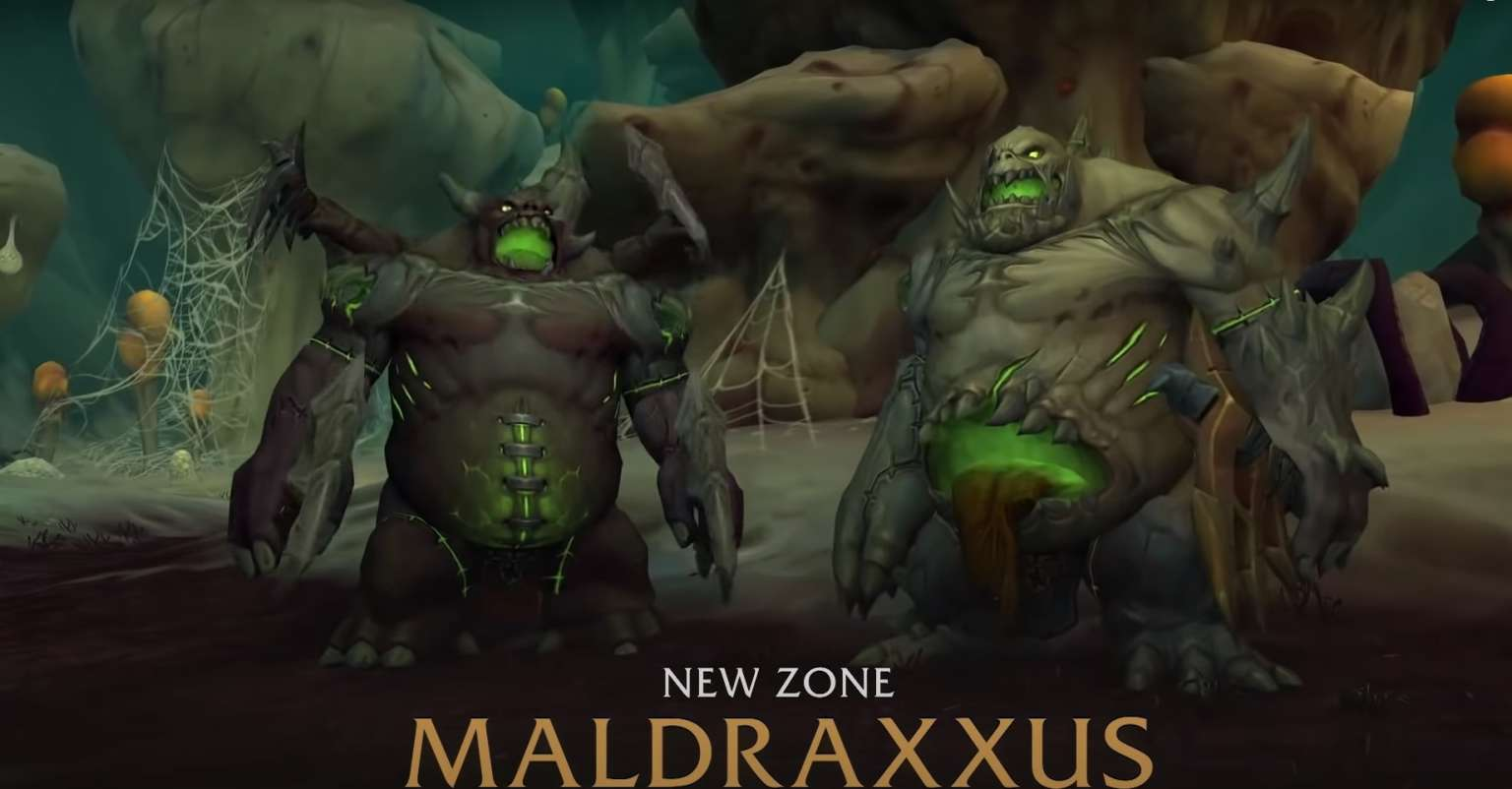 Developers Speak On Conduit System In The Delayed World Of Warcraft: Shadowlands Expansion