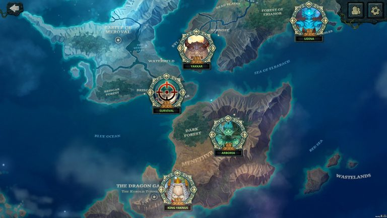 Faeria Is Coming To PS4 This November Bringing With It Its Unique CCG Action