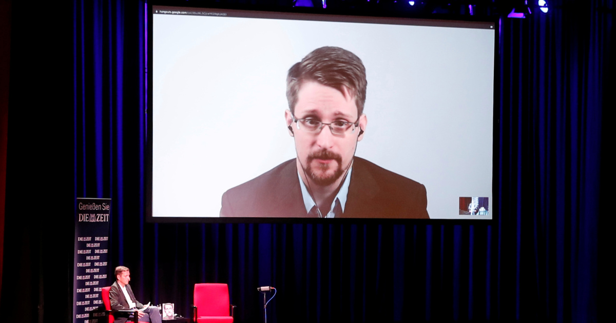 Court rules Edward Snowden's book earnings should go to US gov't