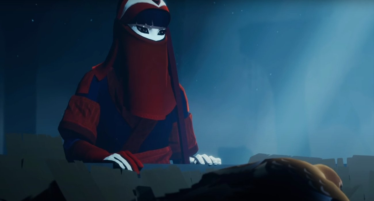 The Pathless Is An Action-Adventure Game That Will Debut On The PS5 When It Launches