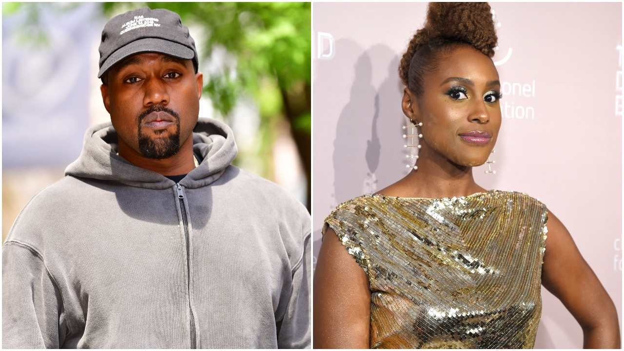 Kanye West Claps Back At Issa Rae After Slamming Him In 'SNL' Sketch!