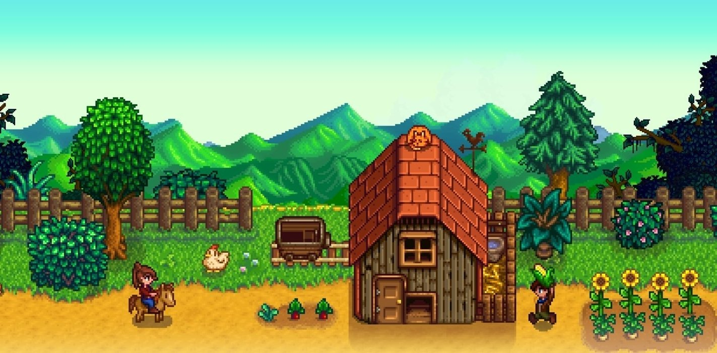Farm With Friends: Split-Screen Co-op Is Coming To Stardew Valley