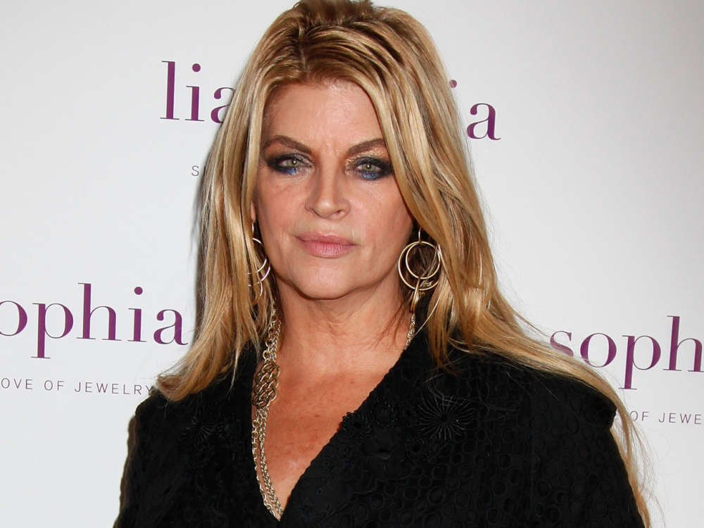 Kirstie Alley Says She Voted For Trump In 2016 And She'll Vote For Him Again In 2020