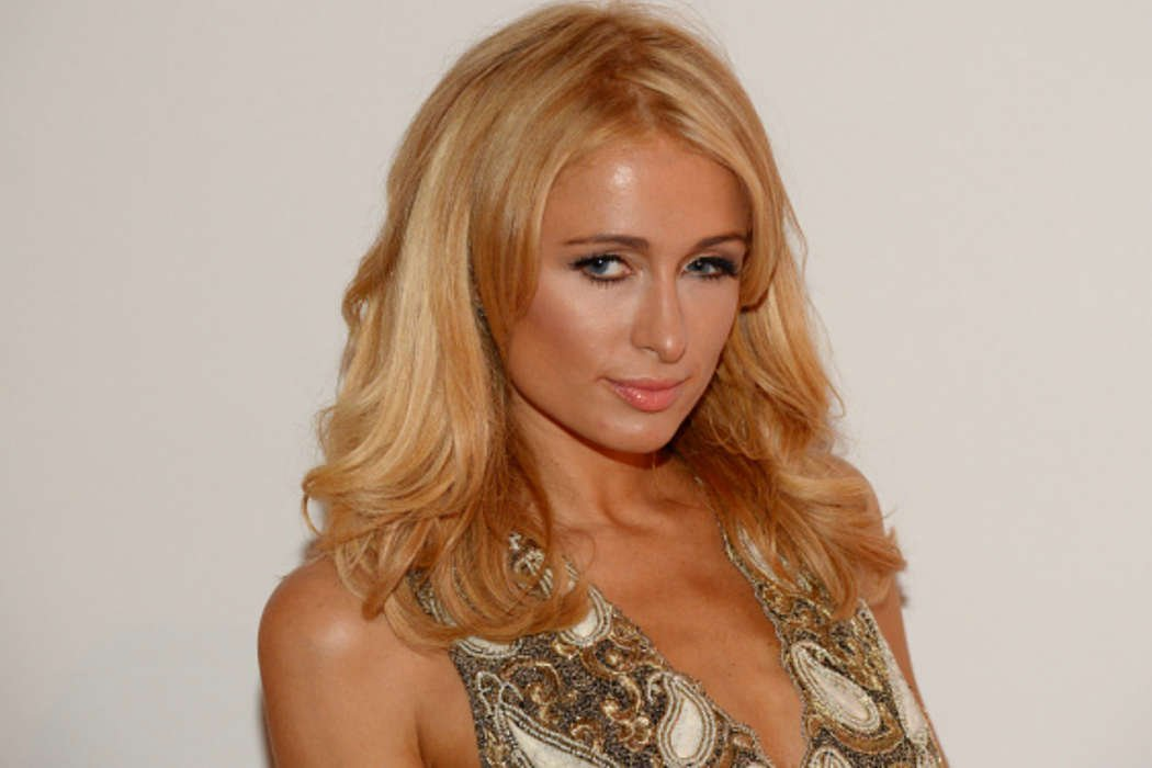 Paris Hilton Protests In Support Of Shutting Down Utah Private School