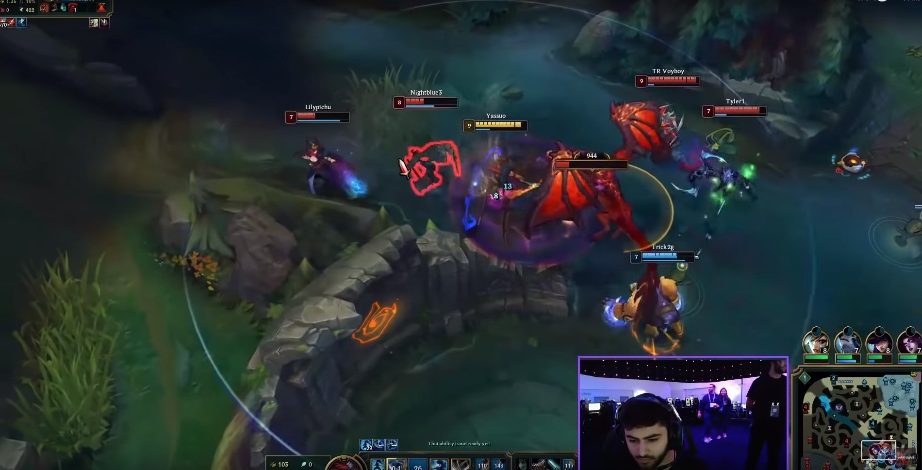 Tyler1's Twitch Rivals Team Beat Yassuo's Twitch Rivals Team To Become The League Of Legends Champions