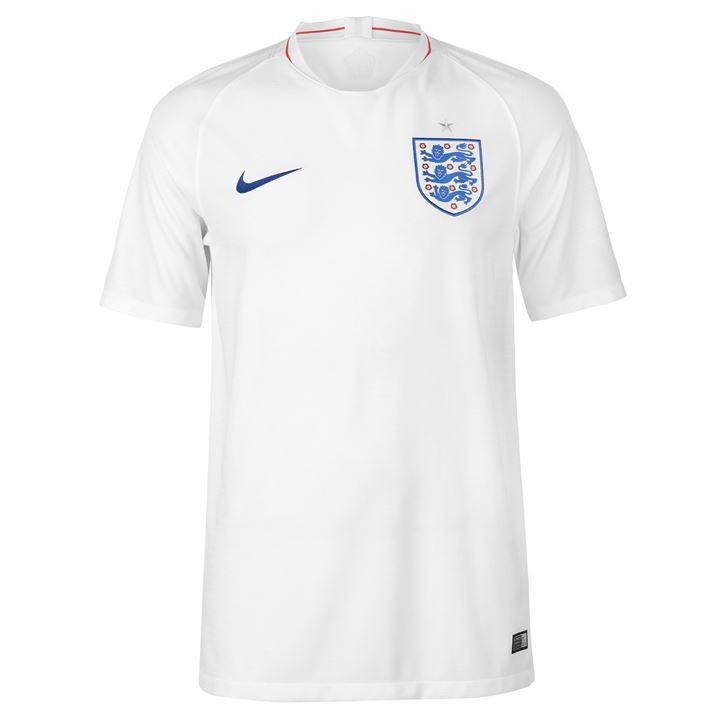 Where is the cheapest place to buy England's international shirt?