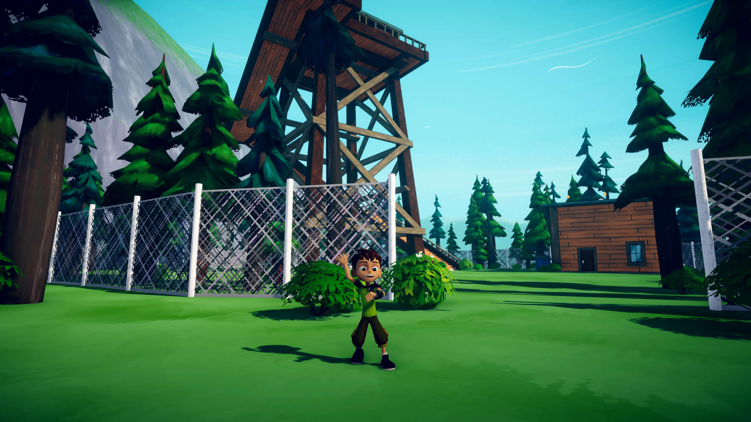 Ben 10: Power Trip Has Launched Onto Xbox One, PS4, Nintendo Switch, and PC