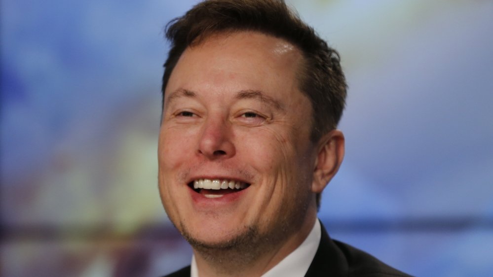 Tesla could still hit 500,000-vehicle target this year, Musk says