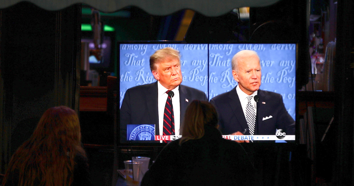 US presidential debate set for October 15 officially cancelled