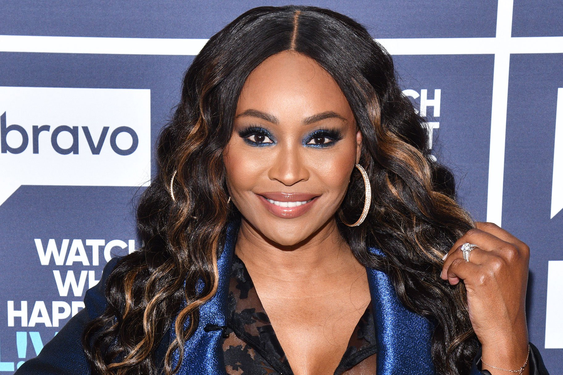 Cynthia Bailey Looks Drop-Dead Gorgeous In This Photo – Fans Are In Awe