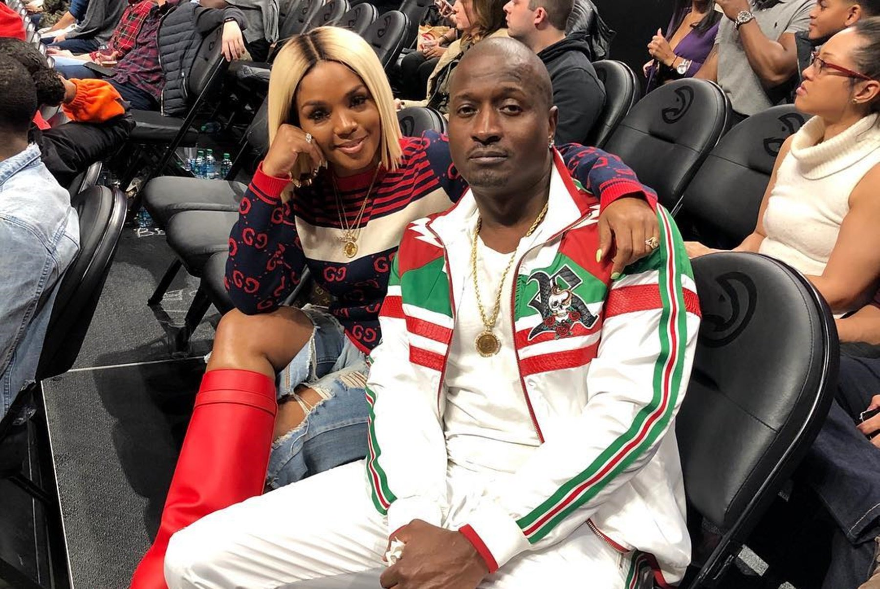 Rasheeda Frost Gets Backlash Following This Video – See What Kirk Frost Gave Her