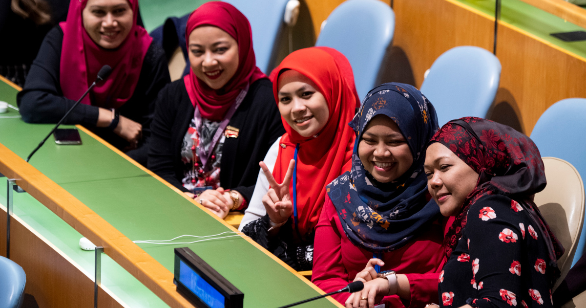 Slow progress on women's rights condemned at UN summit