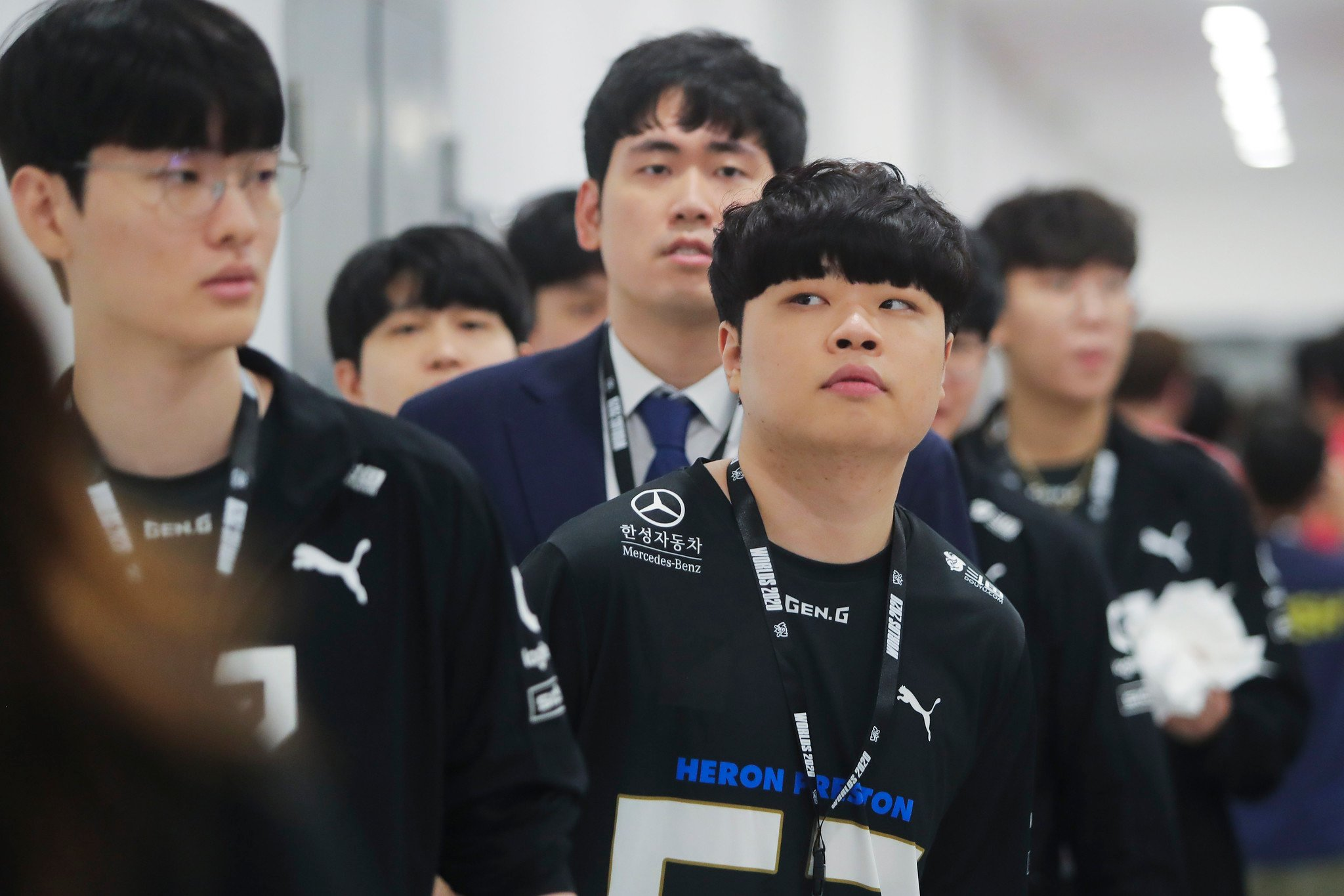 League Of Legends World Championship 2020 Main Group Event Day Two: Gen.G Versus Team Solo Mid