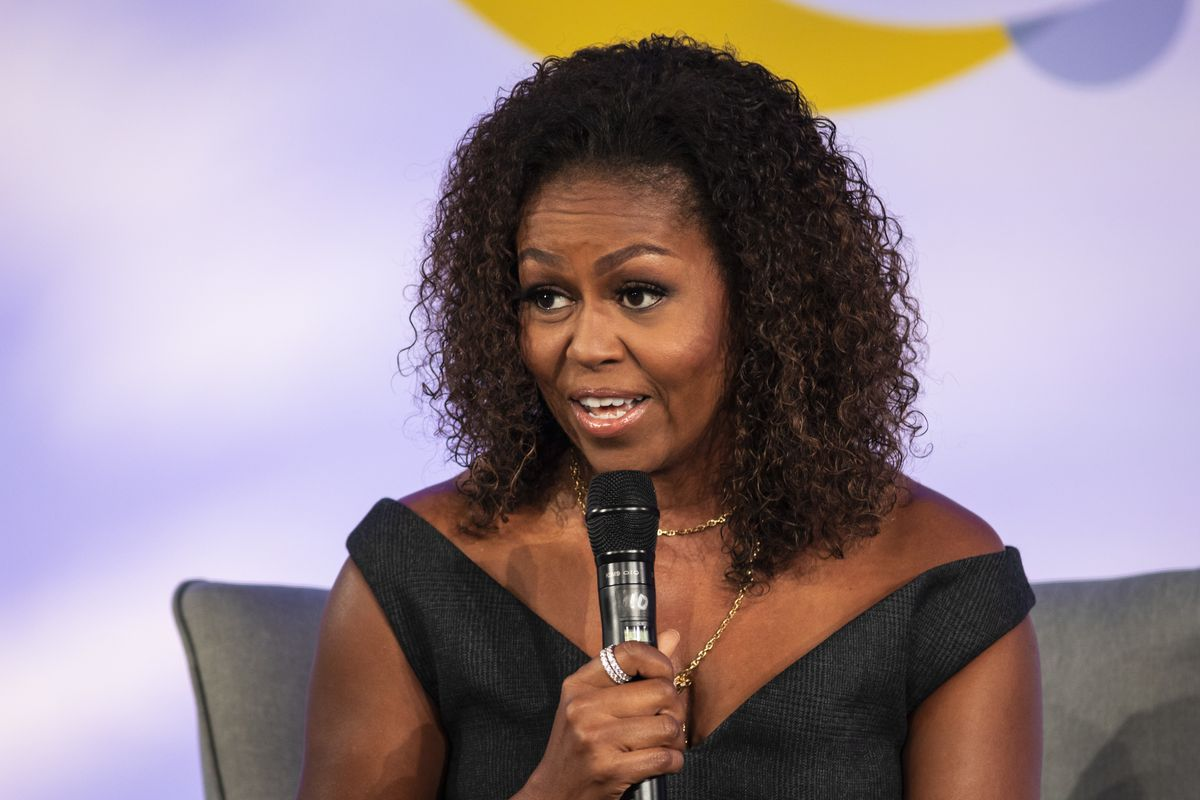 Michelle Obama Speaks About The Importance Of Voting