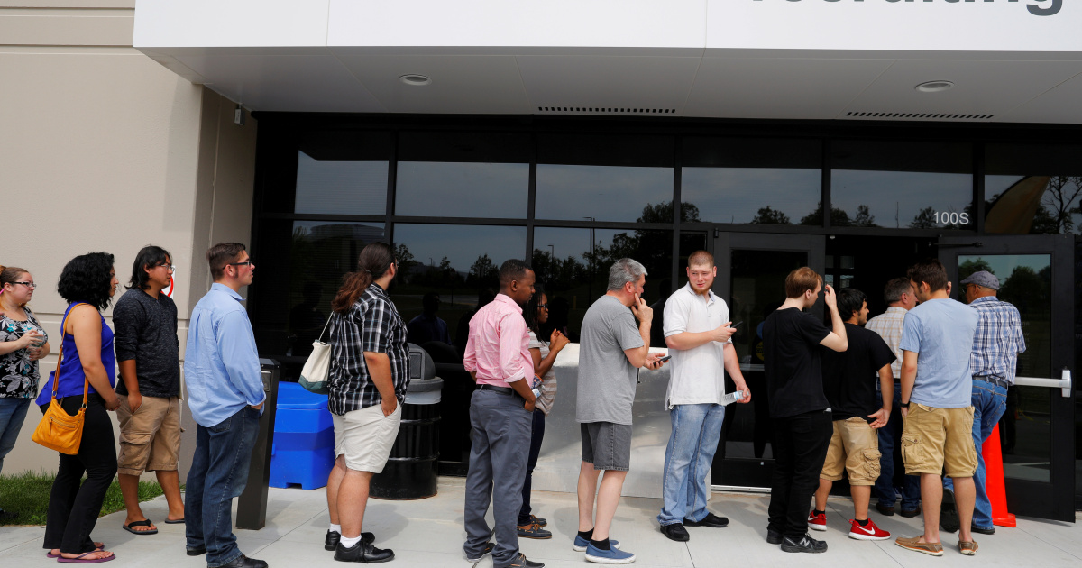 US economy adds 661,000 jobs in September as recovery slows