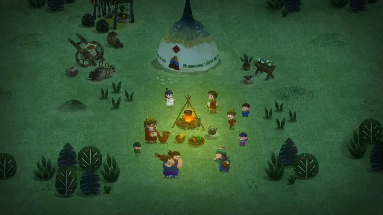 What Is Carto? An Adventure Game With A Unique Puzzle Mechanic Is Out Today
