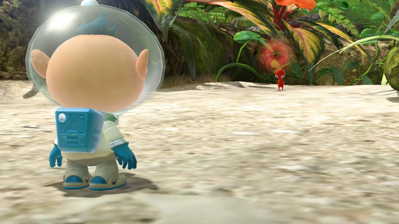 Pikmin 3 Deluxe Demo Hits The Nintendo eShop Ahead Of The October 30 Full Release
