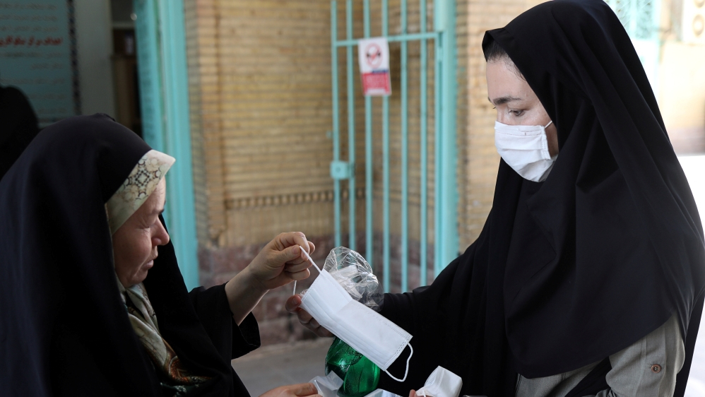 Iran to implement stricter restrictions as COVID-19 cases mount