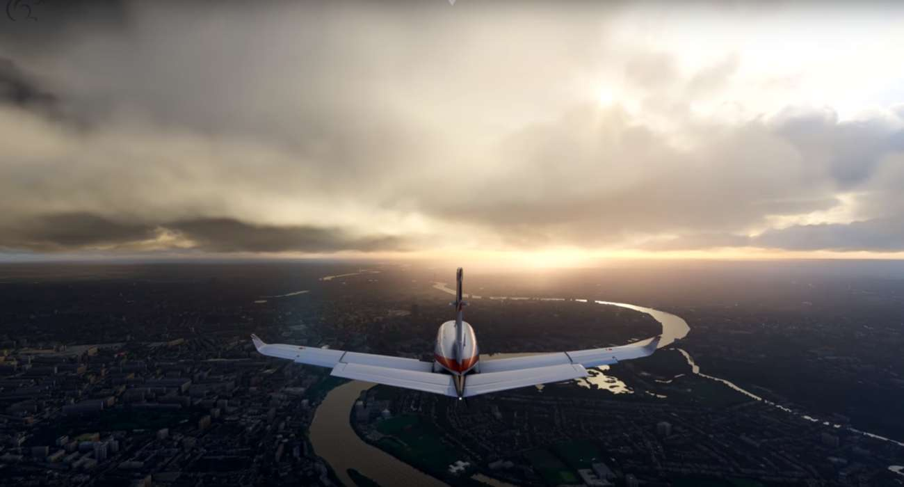 Microsoft Flight Simulator VR Is Now Taking Signups For The Closed Beta