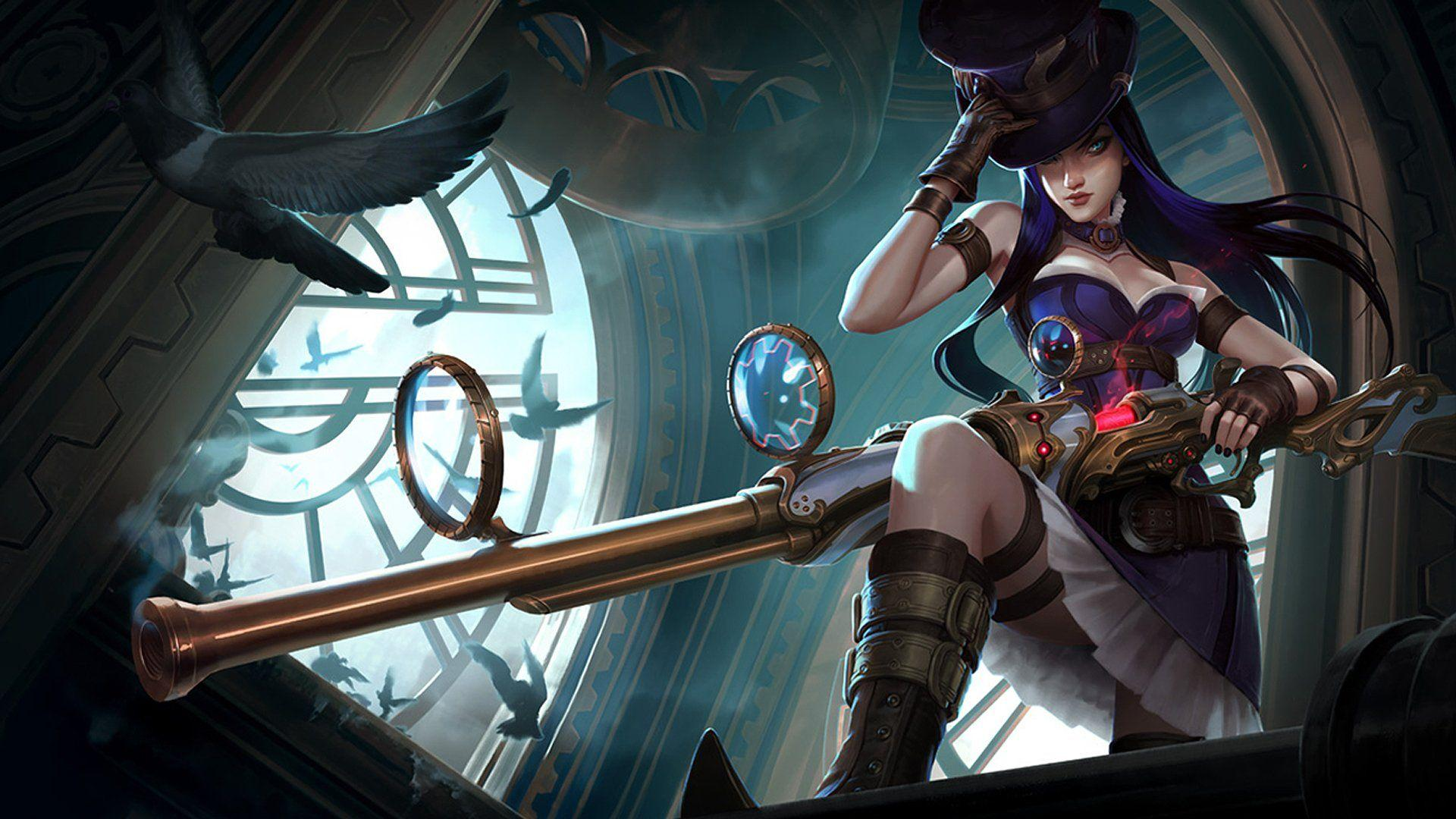 Best League Of Legends Attack Damage Carry Champions For Current Patch To Climb Ranks In Solo Queue