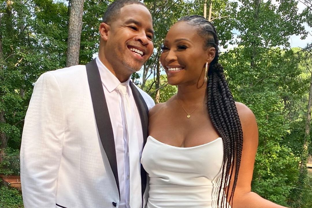 Cynthia Bailey And Mike Hill Are Officially Married – See The Dreamy Photos!