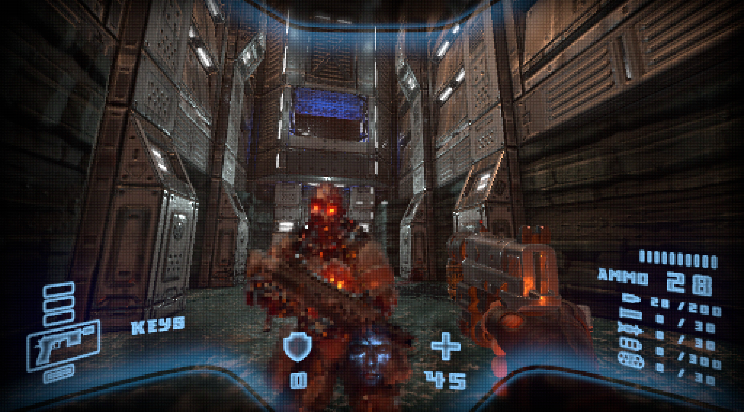 Prodeus Is Starting To Look Like A Doom Style Game With A Modern Killer Style