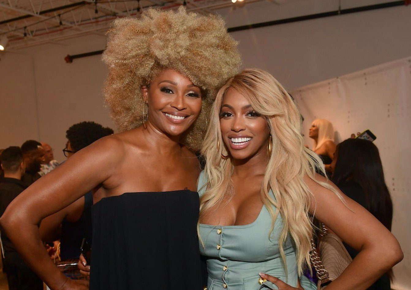 Porsha Williams Publicly Shows Off Her Love For Cynthia Bailey