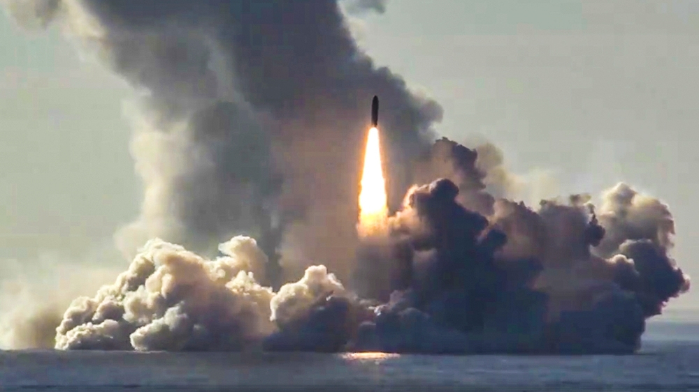 Russia successfully tests new hypersonic Tsirkon missile