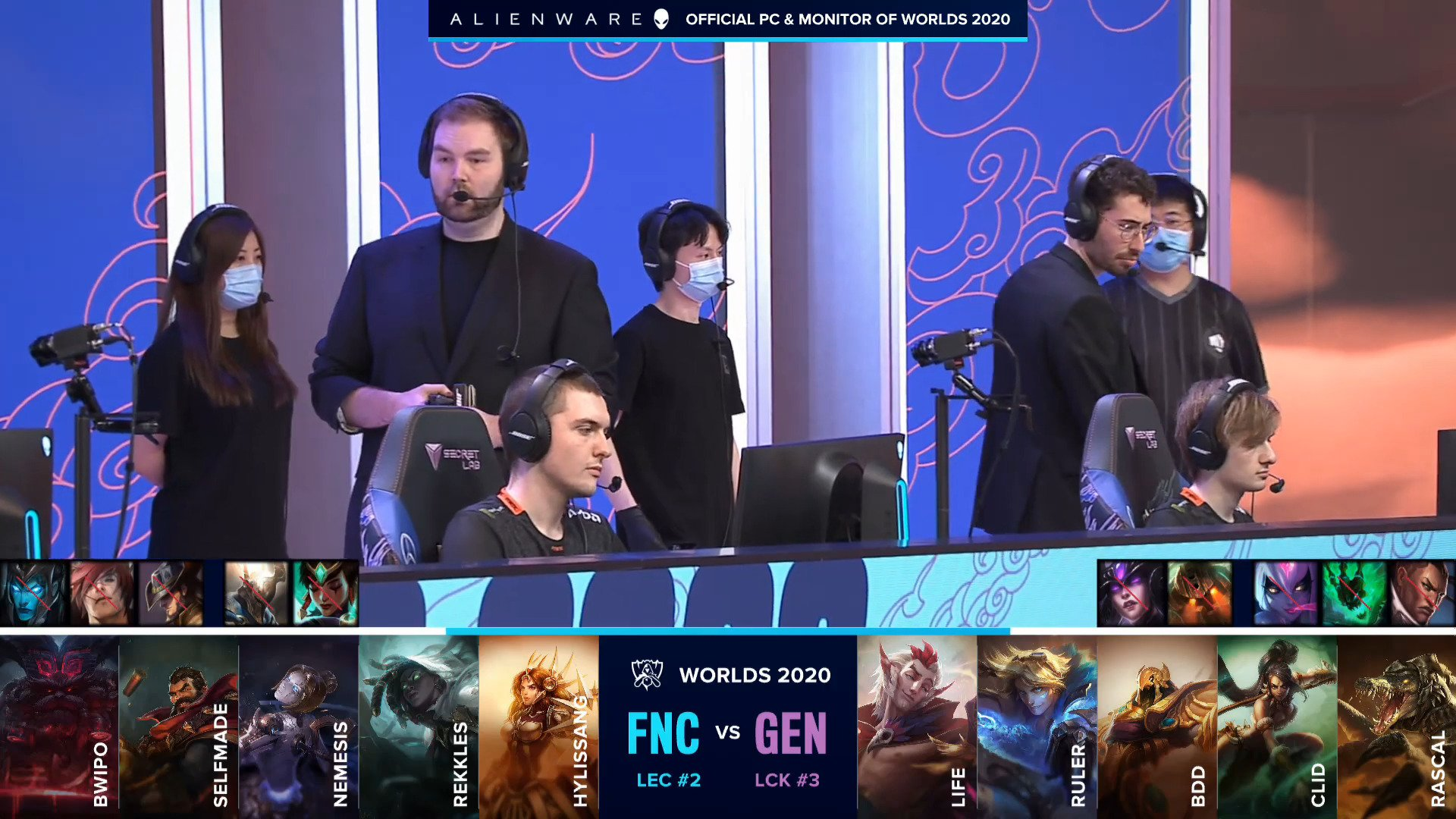 2020 World Championship – Selfmade Prouds Himself As Best Jungler In Europe After Defeating Gen.G