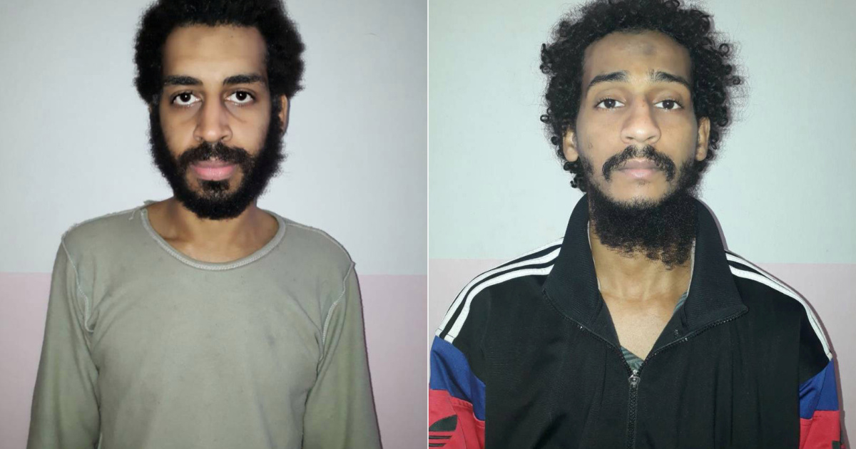 Two ISIL 'Beatles' charged with felonies to appear in US court