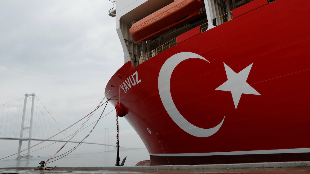 Turkey moves ship to contested East Med waters, angering Greece