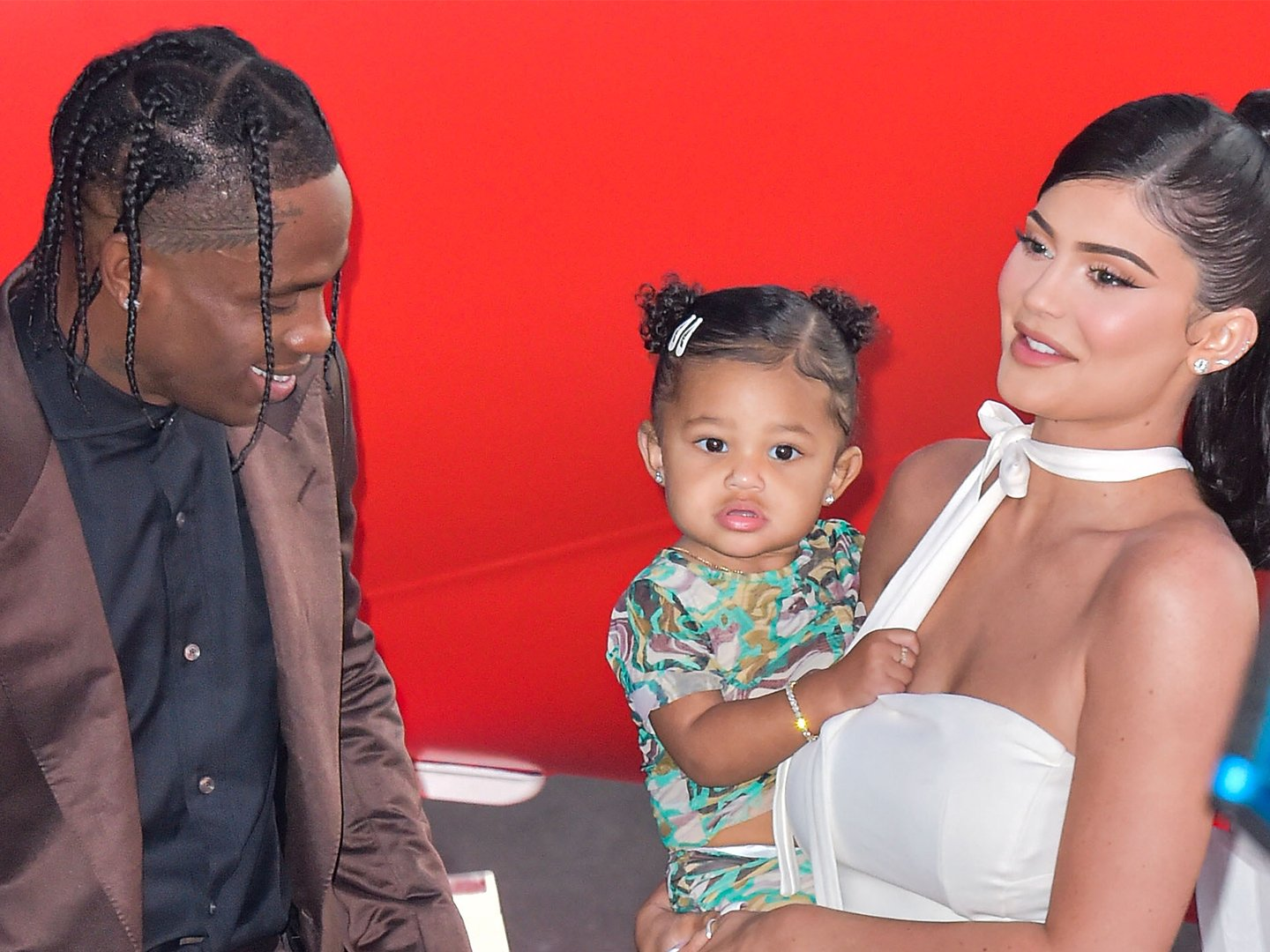 Travis Scott Talks About Raising Daughter Stormi To Become A Strong Woman