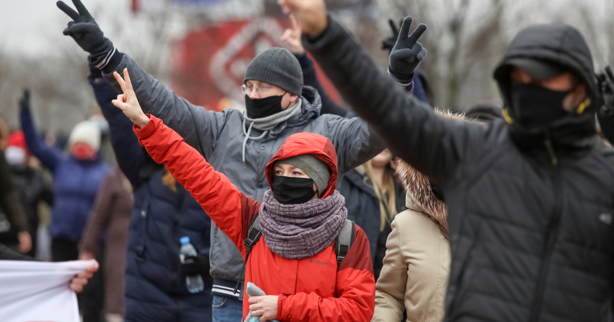 More than 200 arrested in renewed Belarus protests: Rights group