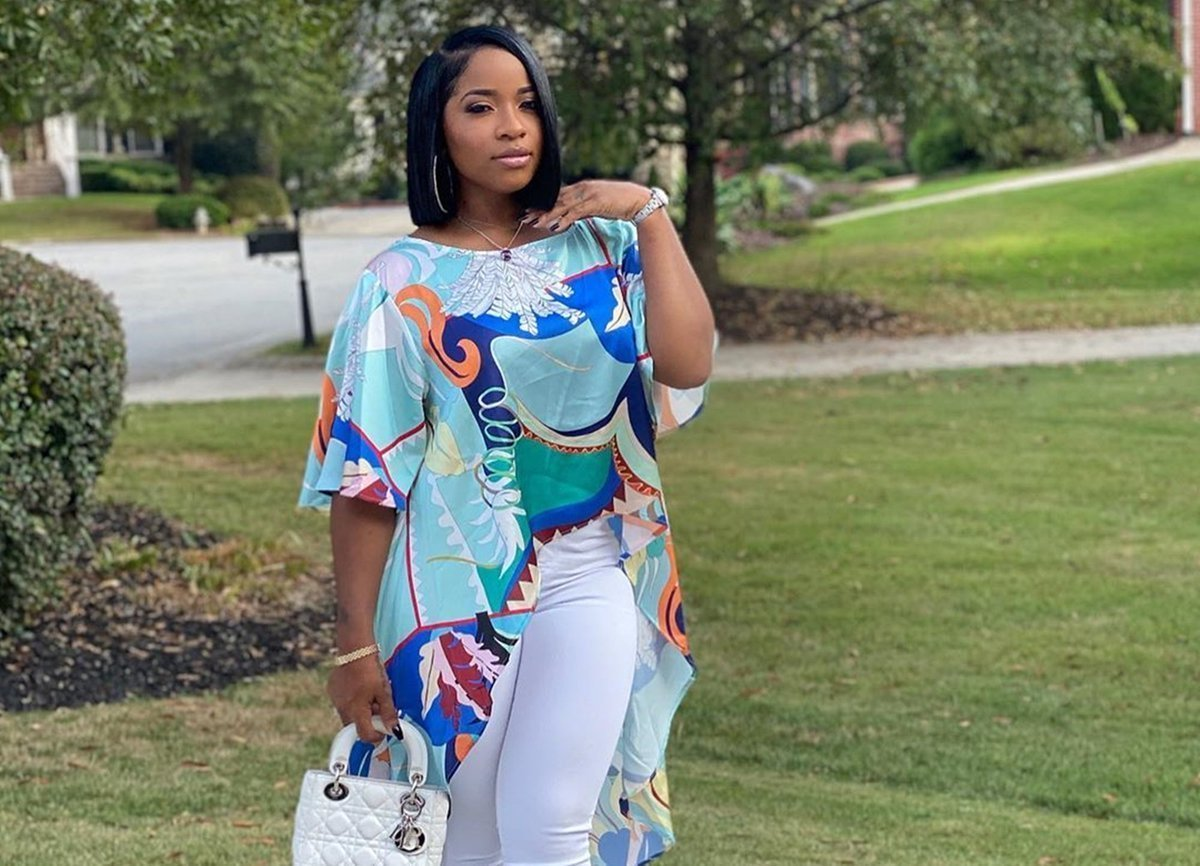 Toya Johnson's Fans Are In Love With Her Latest Look – Check Out The Outfit That Highlights Her Best Assets