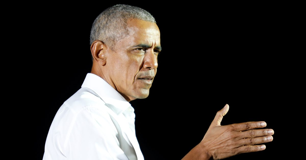 Obama: Trump's 'petulance' over Biden win is 'hurting' the US